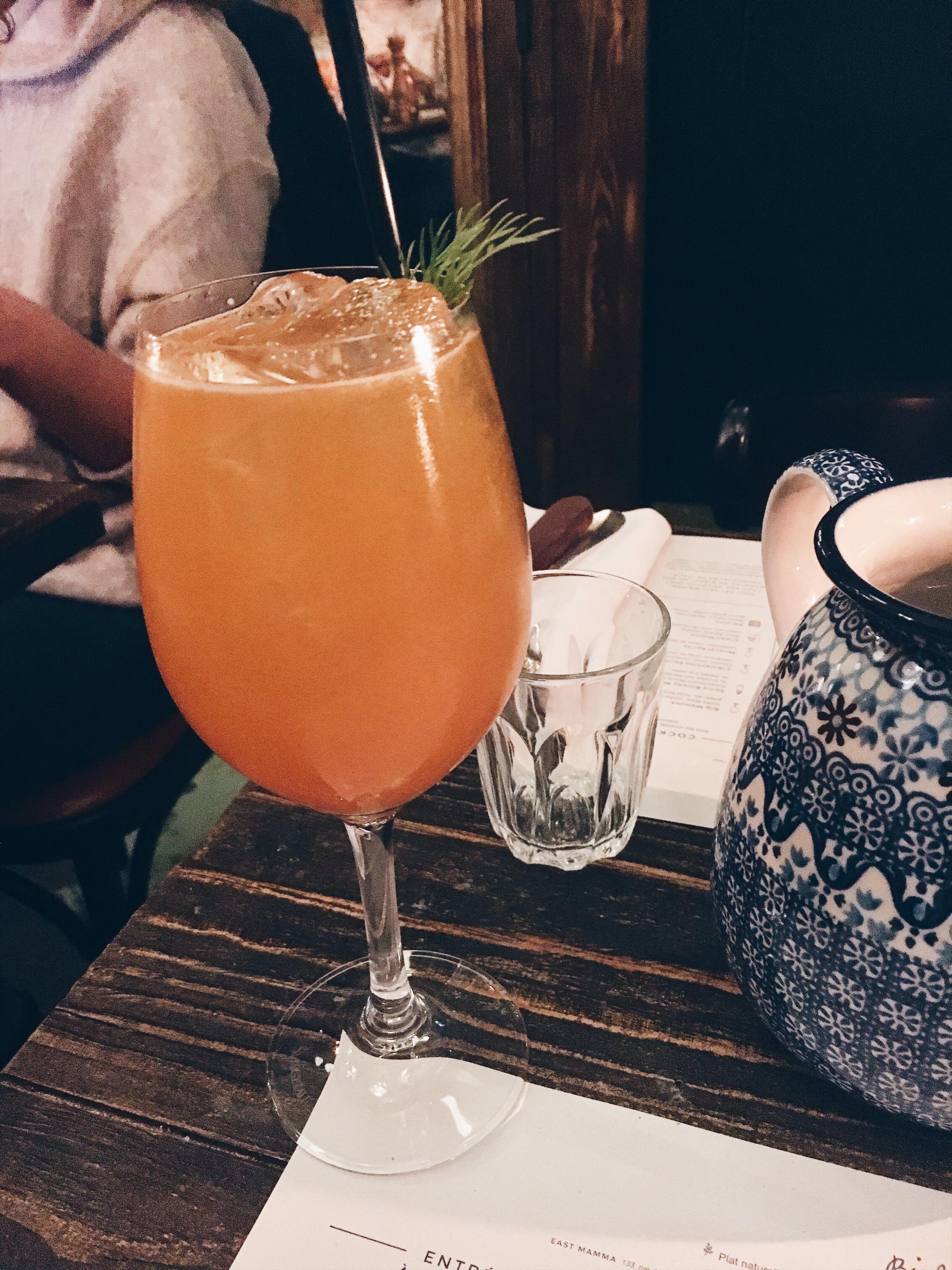 clementine-spritz