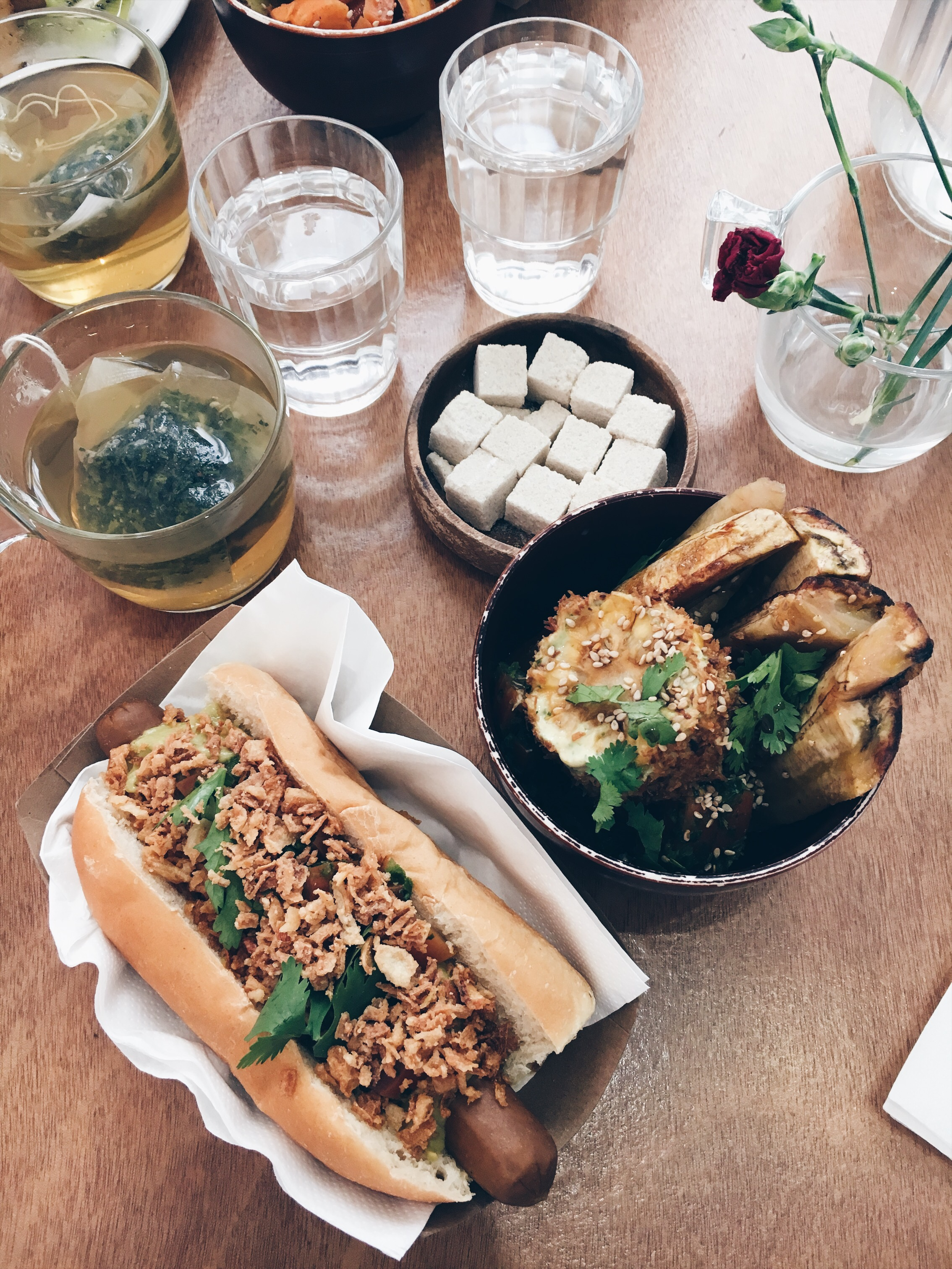 hotdog-plantain
